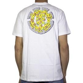 Camiseta Element Pie Branco