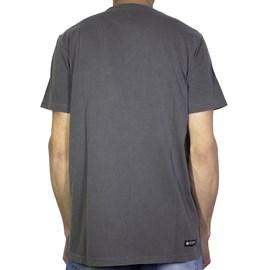 Camiseta Element Pocket Cinza