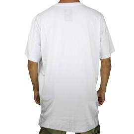 Camiseta Element Proton Capsule Branco