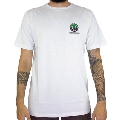 Camiseta Element Proton Seal Branco