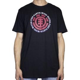 Camiseta Element Seal Preta