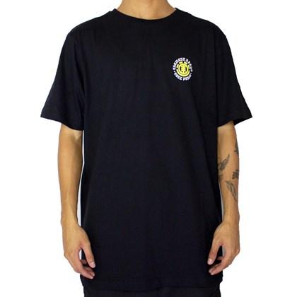 Camiseta Element Seek Peace Preto