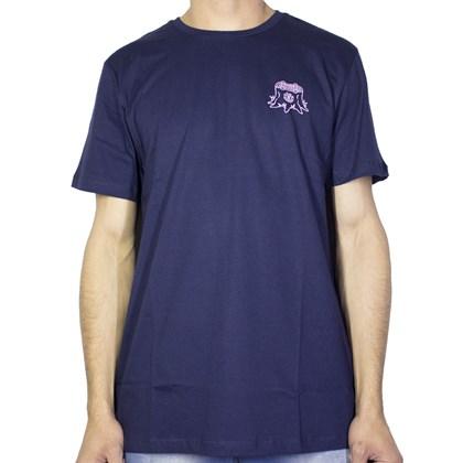 Camiseta Element Stump Marinho