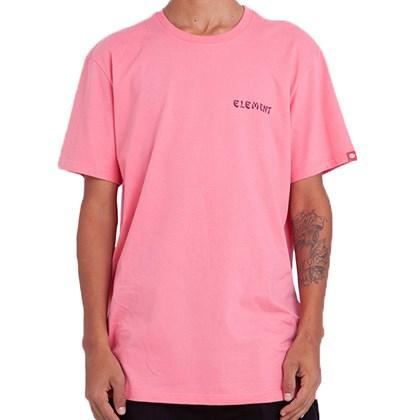 Camiseta Element Take Out Rosa