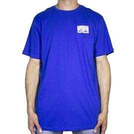 Camiseta Element Tapes Azul