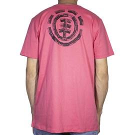 Camiseta Element Tapes Rosa
