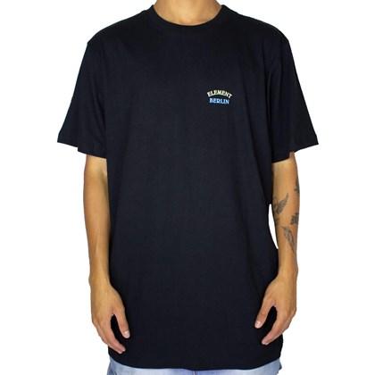 Camiseta Element Topo Four Preto