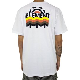 Camiseta Element Truxton Branco