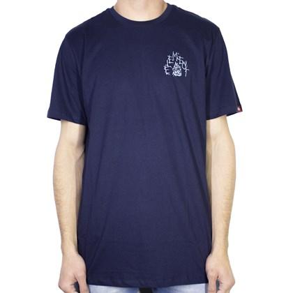 Camiseta Element Woodland Marinho