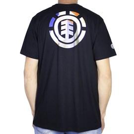 Camiseta Element X Severine Dietrich Preta