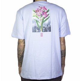 Camiseta Future Botanical Azul