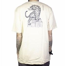 Camiseta Future Conquered Bege