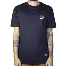 Camiseta Grizzly Gridley GMC1901P08 Black