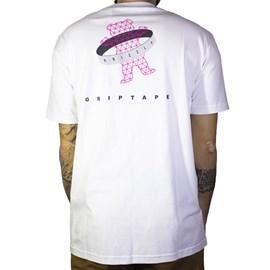 Camiseta Grizzly Gridley GMC1901P08 White