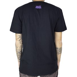 Camiseta Grizzly Motogrizz GMD1901P01 Black
