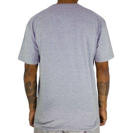 Camiseta Grizzly Mountain Belt Grey GMD2001P11