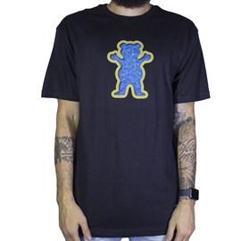 Camiseta Grizzly Og Swimmer Qsv19grc02 Preta