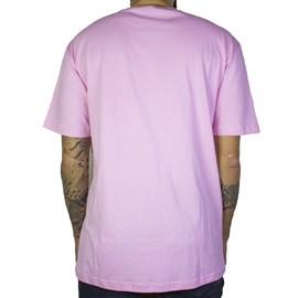Camiseta Grizzly Pool Party  Gmb1901P11 Rosa
