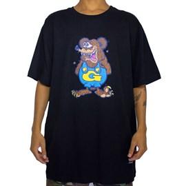 Camiseta Grizzly The Bear Black GMC2001P15