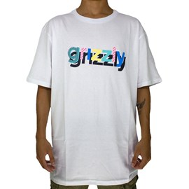 Camiseta Grizzly To The Max White GMY2001P08