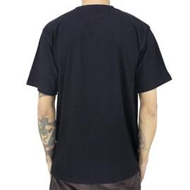Camiseta Jail Skateboard Classic Preta