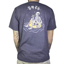 Camiseta Jail Skull Duck Chumbo