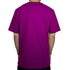 Camiseta Lrg Double Roxo