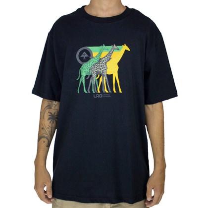 Camiseta Lrg Great Race Preta
