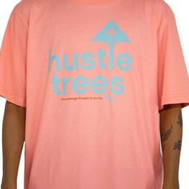 Camiseta Lrg Hustle Rosa