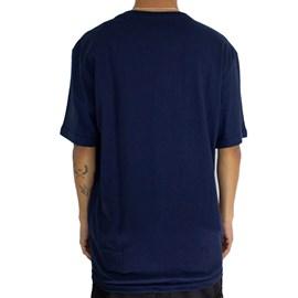 Camiseta Lrg Hustles Azul Marinho