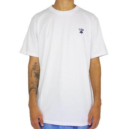 Camiseta Lrg Logo Plus Branco