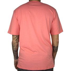 Camiseta Lrg Mountain Pink