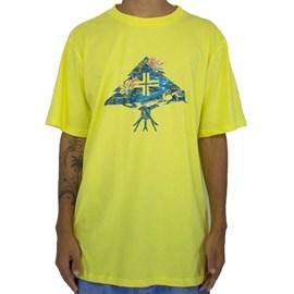 Camiseta Lrg Research Amarelo