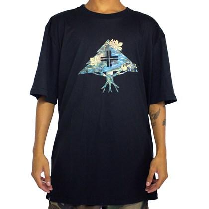Camiseta Lrg Research Preto
