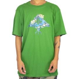 Camiseta Lrg Research Verde