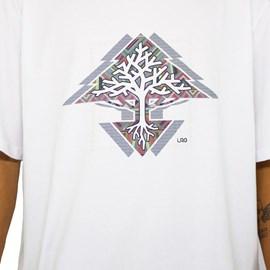 Camiseta Lrg Roots Tree White