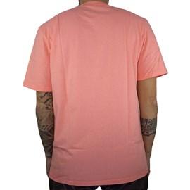 Camiseta Lrg Scribble Rosa