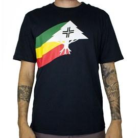 Camiseta Lrg Treelay Black