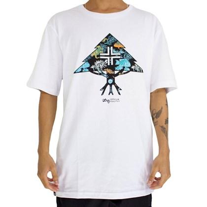 Camiseta Lrg Under The Trees Branco