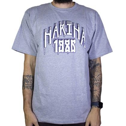 Camiseta Narina 1986 Cinza