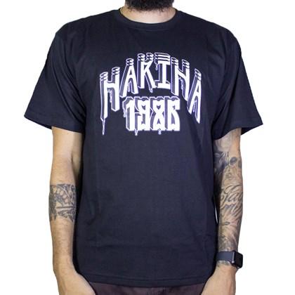 Camiseta Narina 1986 Preta