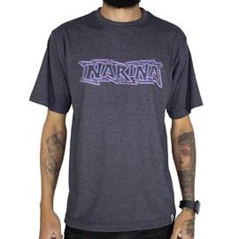 Camiseta Narina 3D Chumbo