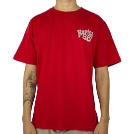 Camiseta Narina 70S Vermelho