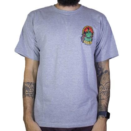Camiseta Narina Cacto Cinza