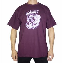 Camiseta Narina Caixão Bordo