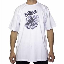 Camiseta Narina Caixão Branco