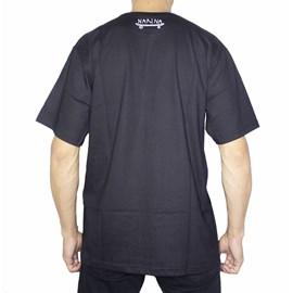 Camiseta Narina Caixão Preta