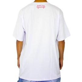 Camiseta Narina Cerebro Branco
