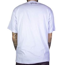 Camiseta Narina Circulo Branca