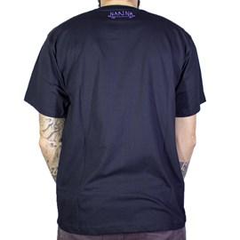 Camiseta Narina Circulo Preta